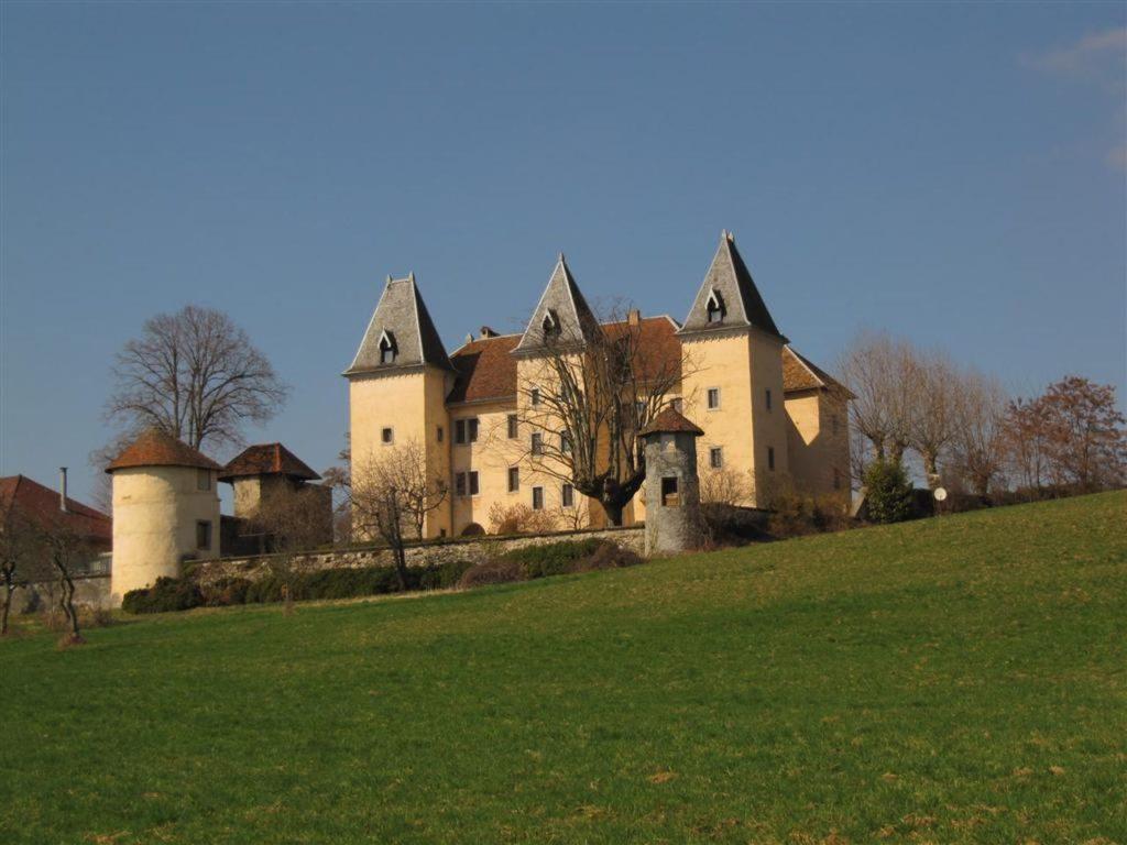 Chateau De Promery Pringy