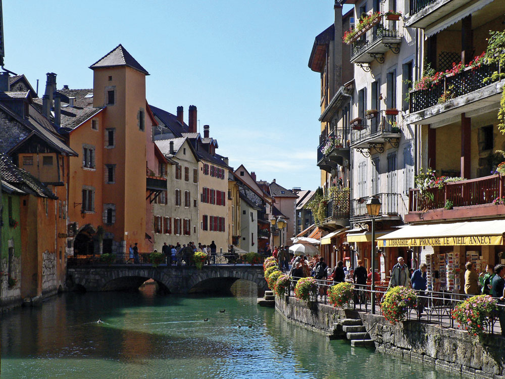 Immobilier Annecy Proche Thiou