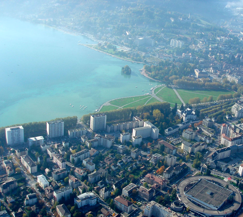 Triangle d'Or Annecy
