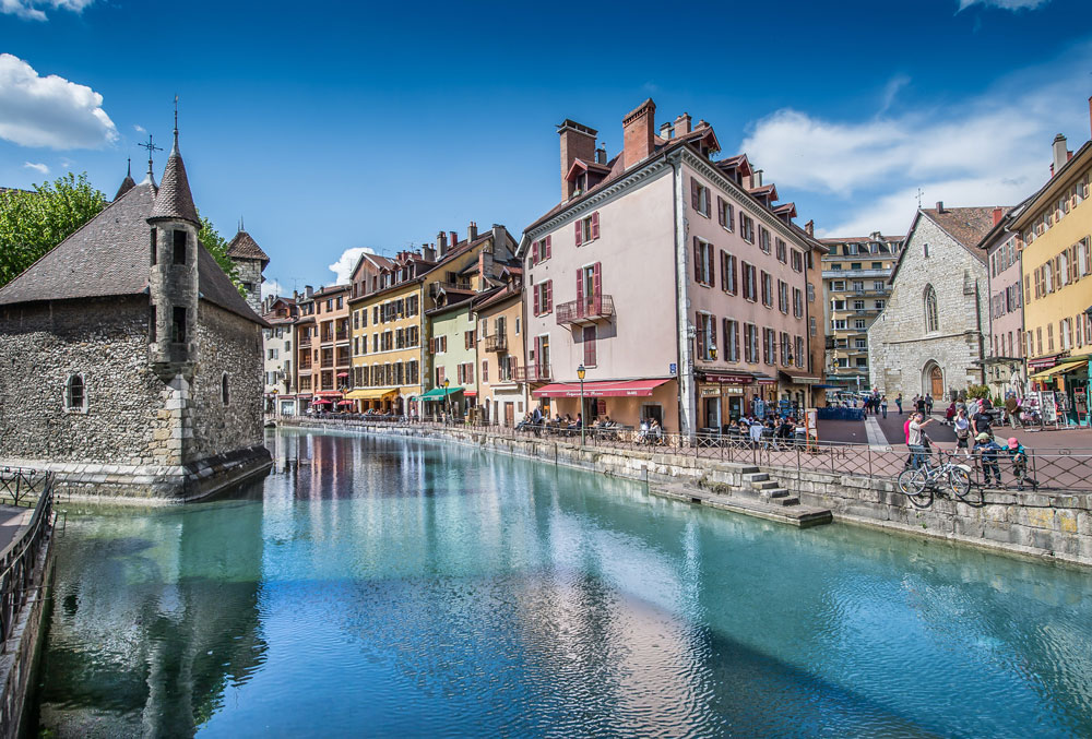 Vieilles Prisons Annecy