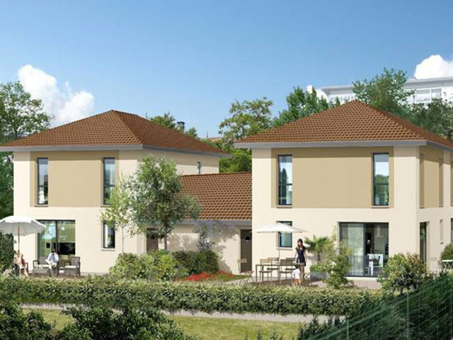 Maisons Neuves Annecy